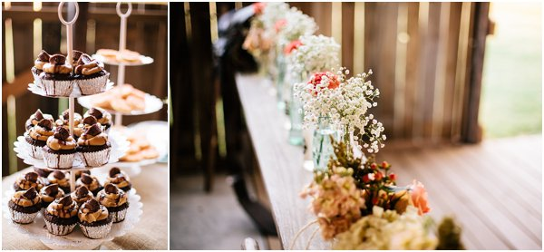 Whitney & Trevor :: Vintage Country Wedding :: The Party Barn MD ...
