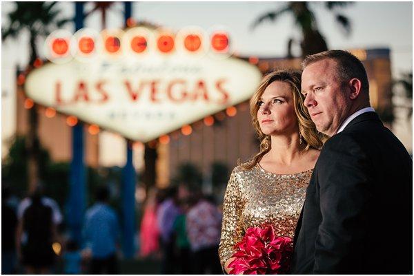 Tisha Cory Las Vegas Wedding Vow Renewal Popography