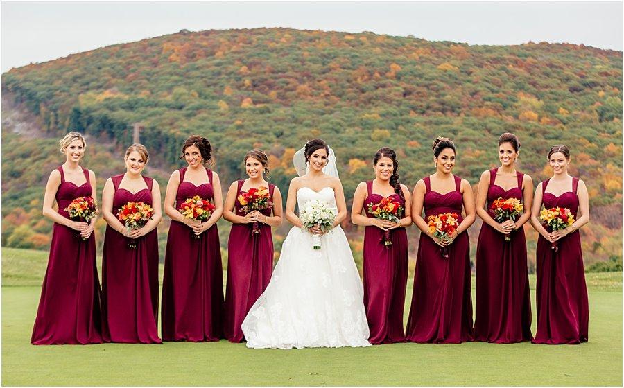 Grand Cascades Lodge Wedding New Jersey Wedding Photographer Fall Wedding Inspiration by POPography.org_282