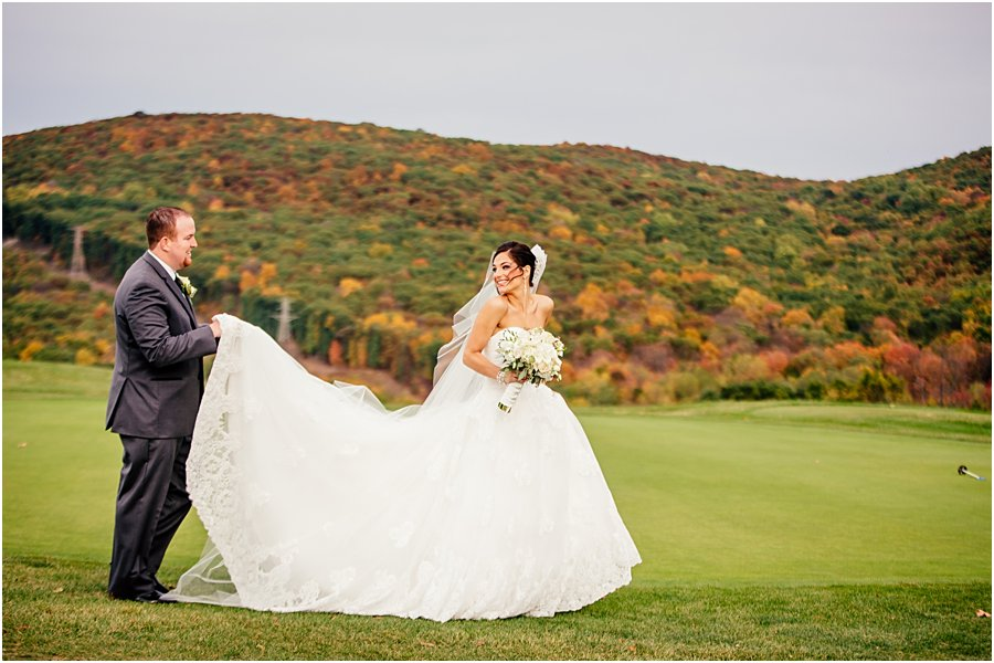 Grand Cascades Lodge Wedding New Jersey Wedding Photographer Fall Wedding Inspiration by POPography.org_290