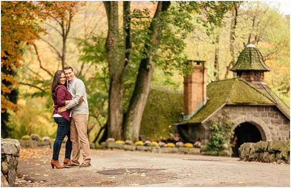 The Castle at Skylands Manor Engagement New Jersey Engagement NJ Wedding Photographer by POPography.org_141 ...