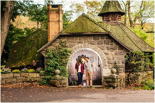 The Castle At Skylands Manor Engagement New Jersey Nj Wedding Photographer By Popography Org 142