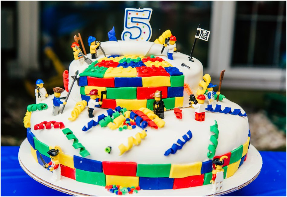 Diy Lego Birthday Party For Trace Popography