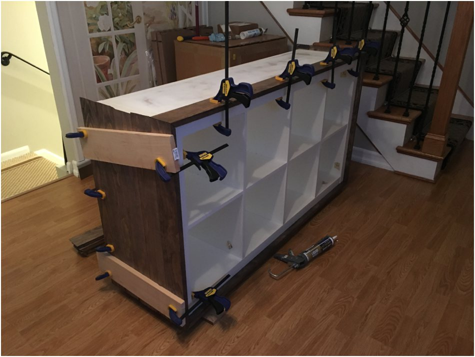 New Jersey Home Renovations Fixer Upper IKEA Hacking DIY Projects_4950