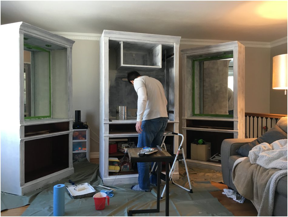 New Jersey Home Renovations Fixer Upper IKEA Hacking DIY Projects_4961