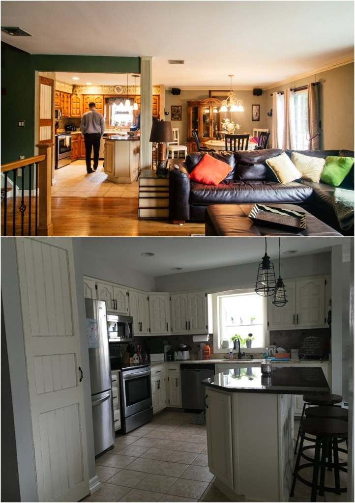 New Jersey Home Renovations Fixer Upper DIY Project Shabby Chic Home_4968