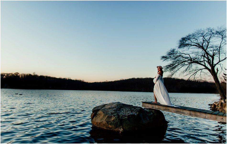New Jersey Maternity Photographer Lake Muscanetcong_5014