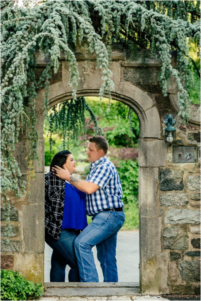 New Jersey Botanical Garden Engagement by Popography_5312 New Jersey Botanical Garden Engagement by Popography_5313 ...