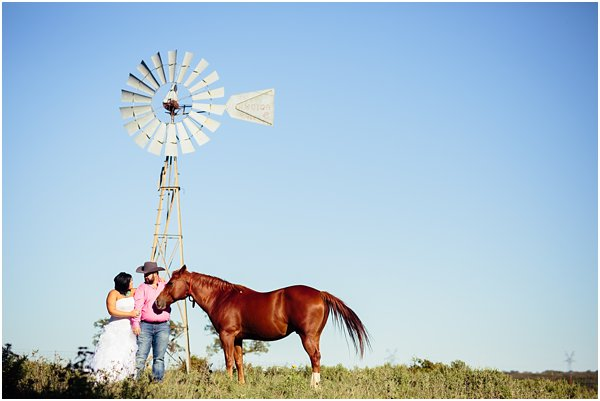 Country Themed Horse Shotgun Bride and Groom After Session by POPography.org_597