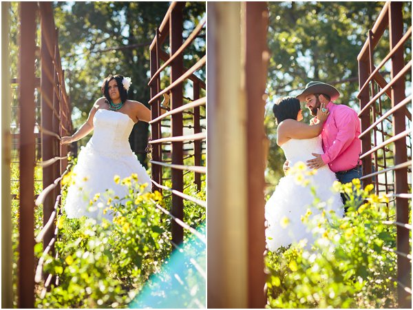 Country Themed Horse Shotgun Bride and Groom After Session by POPography.org_598