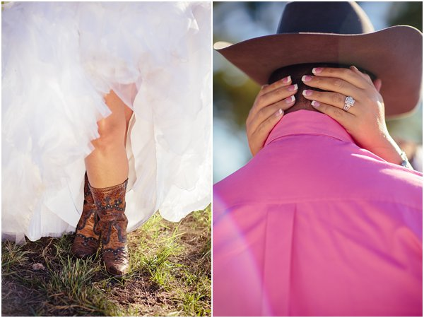Country Themed Horse Shotgun Bride and Groom After Session by POPography.org_605