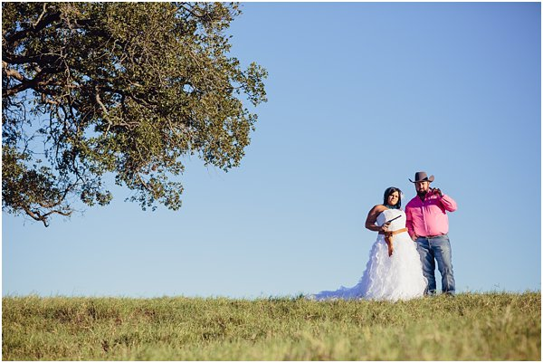 Country Themed Horse Shotgun Bride and Groom After Session by POPography.org_620