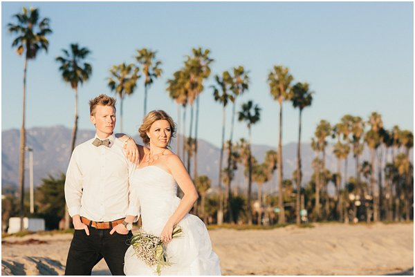 Seashells and stripes styled wedding on beach California by POPography.org_385