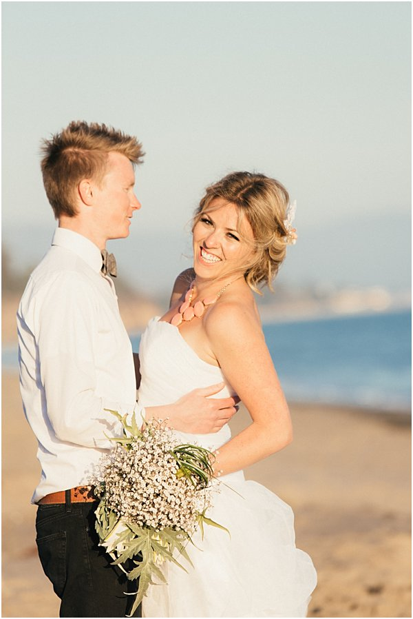 Seashells and stripes styled wedding on beach California by POPography.org_386