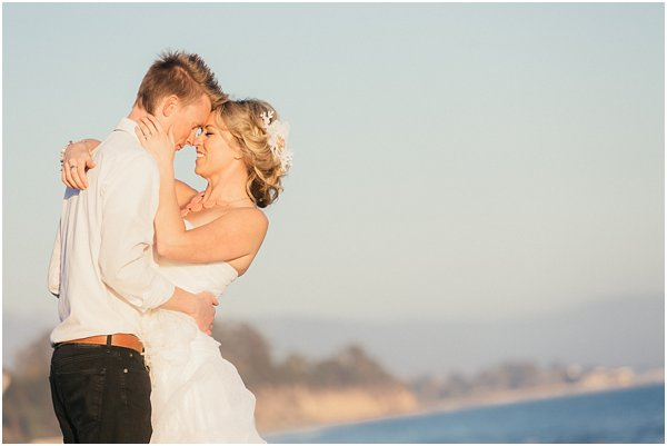 Seashells and stripes styled wedding on beach California by POPography.org_387
