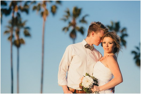 Seashells and stripes styled wedding on beach California by POPography.org_390
