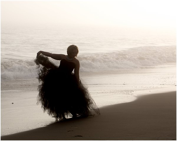 Sunset Beach Tutu Session California by POPography.org_531
