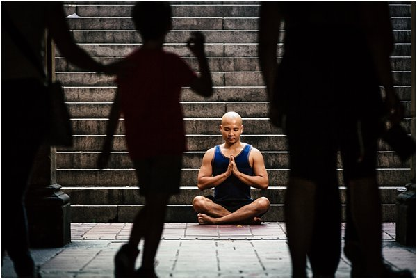 New York City Photographer Yoga Photo Shoot Street Photography by POPography_814