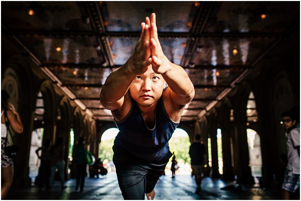 New York City Photographer Yoga Photo Shoot Street Photography by POPography_816