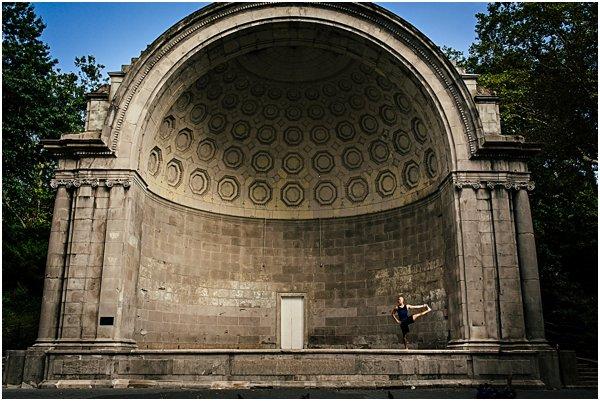 New York City Photographer Yoga Photo Shoot Street Photography by POPography_817