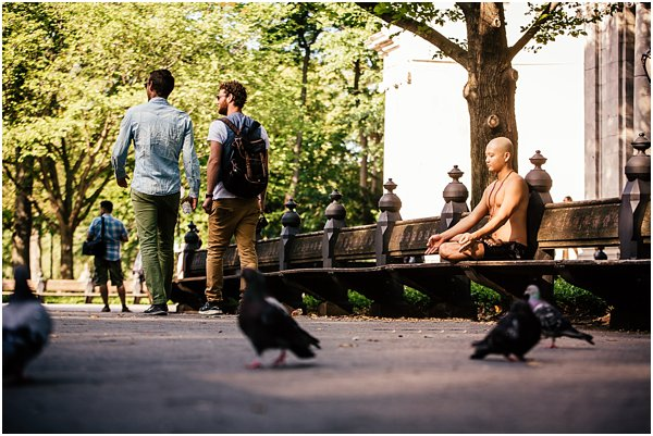 New York City Photographer Yoga Photo Shoot Street Photography by POPography_823