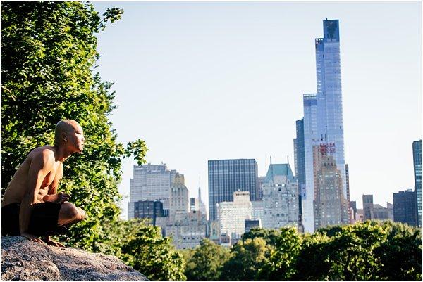 New York City Photographer Yoga Photo Shoot Street Photography by POPography_824