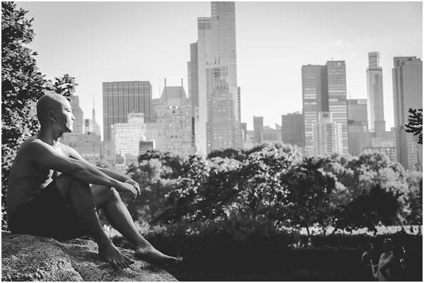 New York City Photographer Yoga Photo Shoot Street Photography by POPography_825
