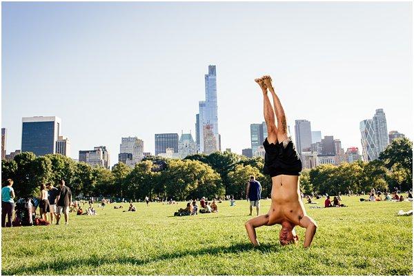New York City Photographer Yoga Photo Shoot Street Photography by POPography_827