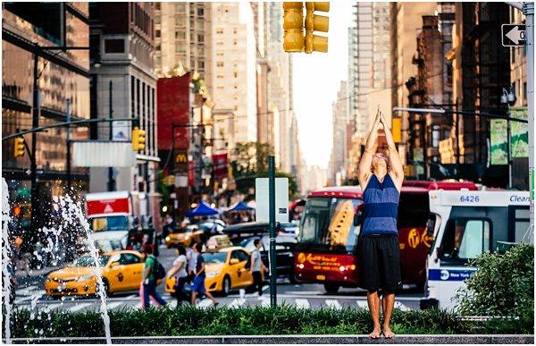 New York City Photographer Yoga Photo Shoot Street Photography by POPography_833