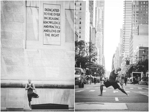 New York City Photographer Yoga Photo Shoot Street Photography by POPography_834