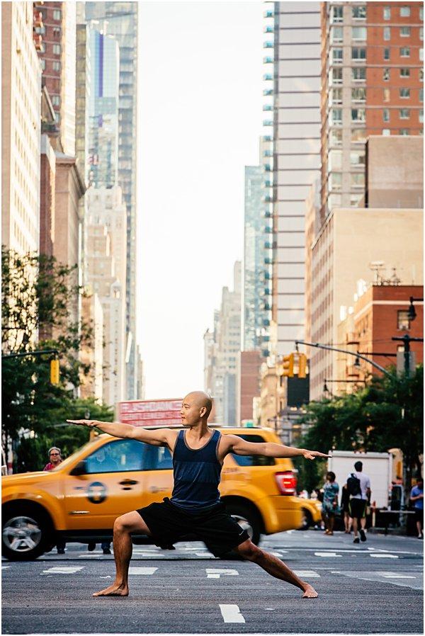 New York City Photographer Yoga Photo Shoot Street Photography by POPography_835