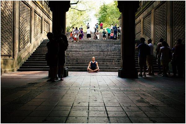 New York City Photographer Yoga Photo Shoot Street Photography by POPography_838