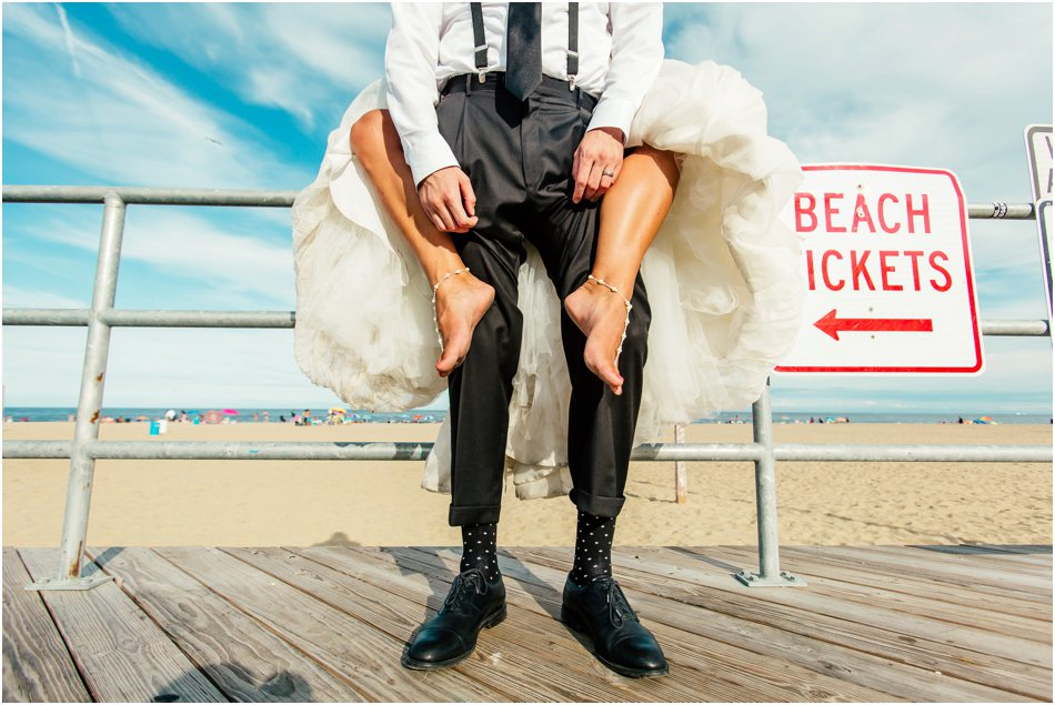 New Jersey Wedding Photographer Asbury Park Boardwalk Beach Trash the Dress Kleinfeld Bridal Gown POPography.org_2983