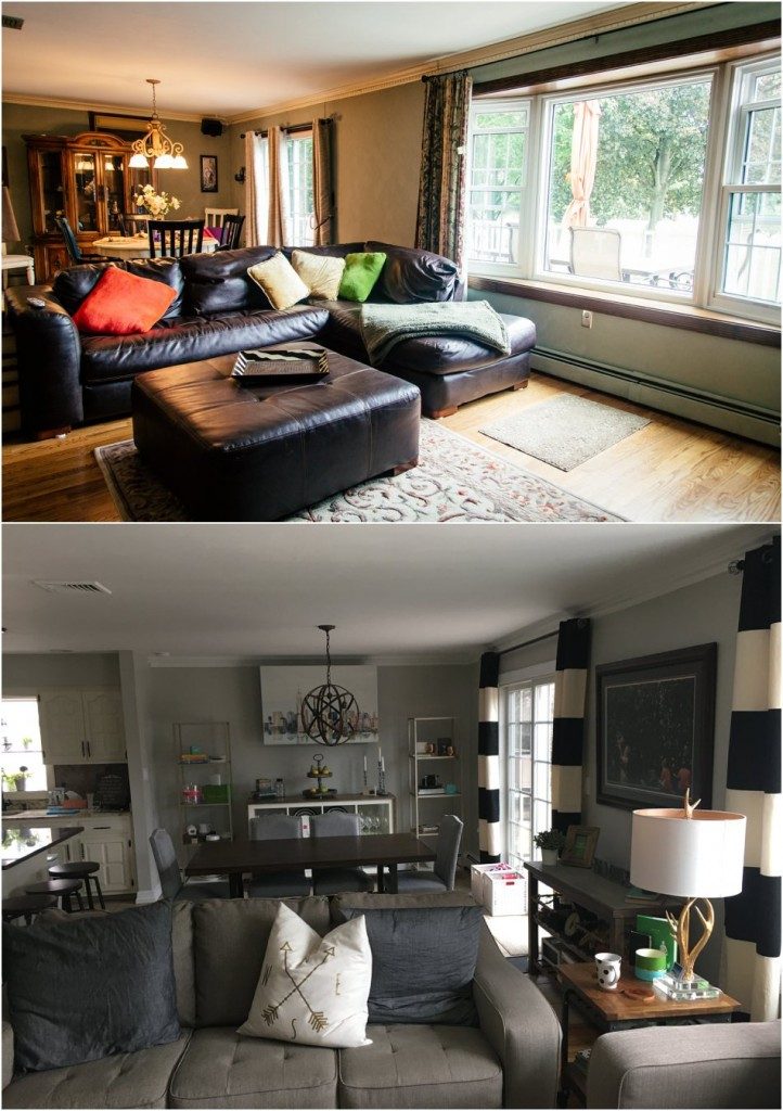 New Jersey Home Renovations Fixer Upper DIY Project Shabby Chic Home_4967